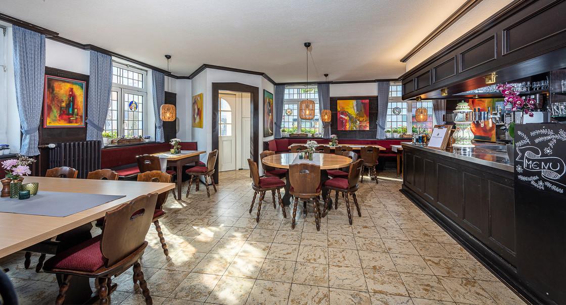 Gastraum Restaurant Schillinger